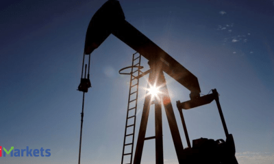 Crude oil jumps on steep drop in US stockpiles
