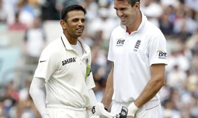 India Have A Good Chance To Win Test Series In England, Says Rahul Dravid