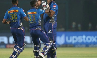 IPL 2021: Hardik, Krunal Pandya Tip Their Hats To Kieron Pollard After Mumbai Indianss Thrilling Win Over CSK