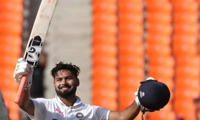 Rishabh Pant Makes History As 1st Indian Wicketkeeper In Top 10 Test Batsmen