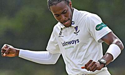 Watch: Jofra Archer Marks Return From Injury With A