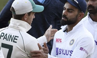 """Virat Kohli Best Batsman In The World, Will Always Remember Him,"" Says Tim Paine 