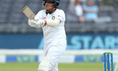 England Women vs India Women, Only Test: Shafali Verma Leads Indias Fightback After England Enforce Follow-On On Day 3