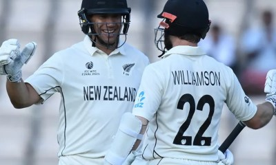 New Zealand Defy Size With Sheer Class And Power, As They Beat India To WTC Mace