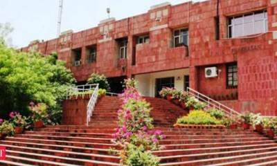 JNU figured in top 1000 institutes as it strengthened courses, introduced new programmes: VC