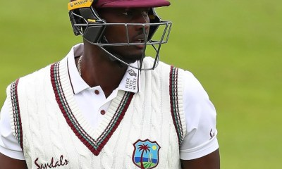 """Jason Holder Says """"It's Been Difficult"""" Being Stripped Of West Indies Captaincy 
