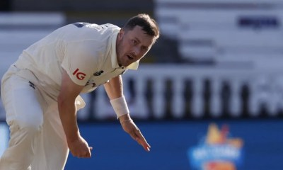 Michael Holding Supports Suspension Of Ollie Robinson But Believes England Bowler Deserves Second Chance   Cricket News
