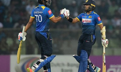 Sri Lankas Terrible Trio Dropped From India Series: Report