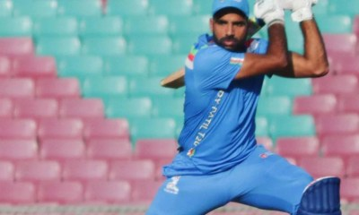 Delhi All-Rounder Smashes T20 Double-Century In Club Game