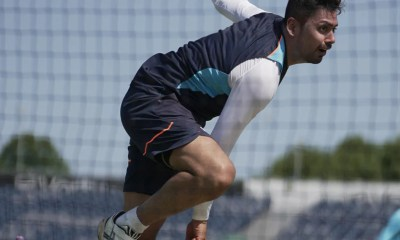 England vs India: Avesh Khan Remains Under Observations, Wont Take Part Further In Warm-Up Game