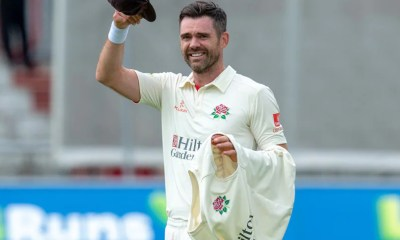 Englands James Anderson Goes Past 1,000 First-Class Wickets With Career-Best Spell