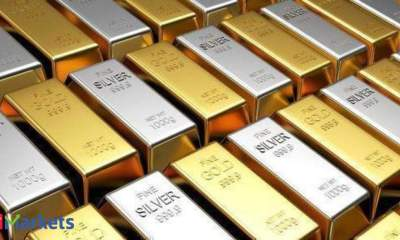 Gold jumps by Rs 169; silver rallies to Rs 66,080