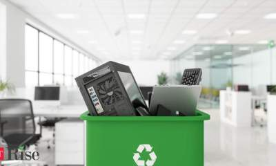 How these companies are helping keep the environment clean - What is e-waste
