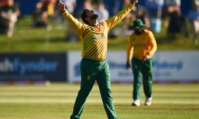 Tabraiz Shamsi Spins South Africa To Victory Against Ireland In 1st T20I