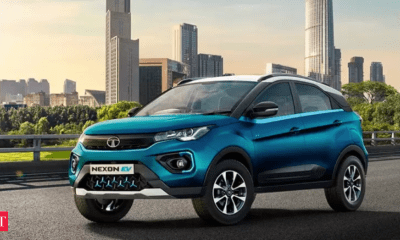 Tata Nexon EV demand matches the diesel variant, Co. expects 5% sales to come from EVs