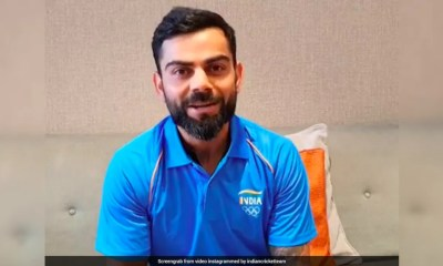 """Virat Kohli Congratulates India's Olympic Stars, Says """"You Gave Your Best For The Nation"""" 