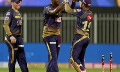 IPL 2021: Andre Russell Resumes Training With Kolkata Knight Riders, Completes Quarantine