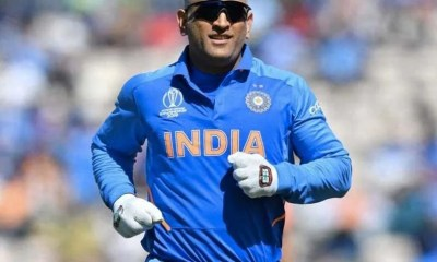 """""""Its The Greatest Decision"""": Michael Vaughan Backs MS Dhoni For India Mentor Role"""