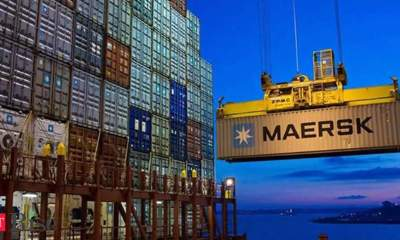 Maersk rides freight wave with further 2021 outlook rise