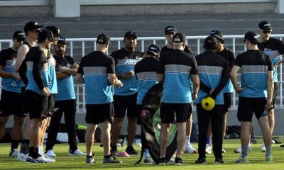 Pakistan vs New Zealand: Extended New Zealand Squad Flies Out Of Pakistan On Chartered Plane