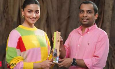 Alia Bhatt invests in IIT Kanpur backed D2C company Phool