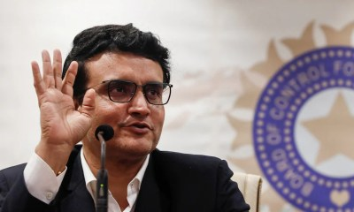 BCCI Chief Sourav Ganguly Hopeful IPL 2022 Will Be Held In India