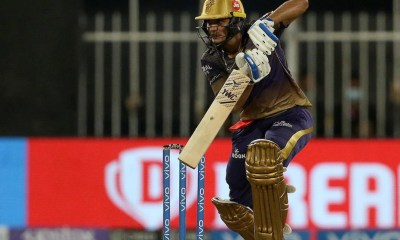 IPL 2021 Final, CSK vs KKR: Shubman Gill Gets Reprieve As Ball Hits Spidercam Cable Before Being Caught By Ambati Rayudu