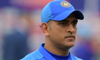 T20 World Cup: Mentor MS Dhoni Joins Team India Camp In The UAE. See Pics