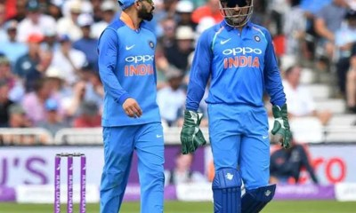 """Virat Kohli """"Absolutely Delighted"""" To Have MS Dhoni As Mentor For T20 World Cup"""
