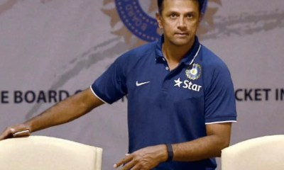 """""""World Better Beware"""": Michael Vaughan On Reports Of Rahul Dravid Taking Over As India Coach"""