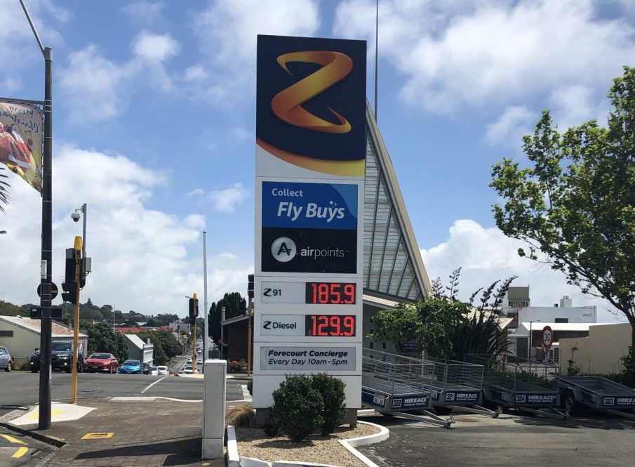 Z fuel station discounts