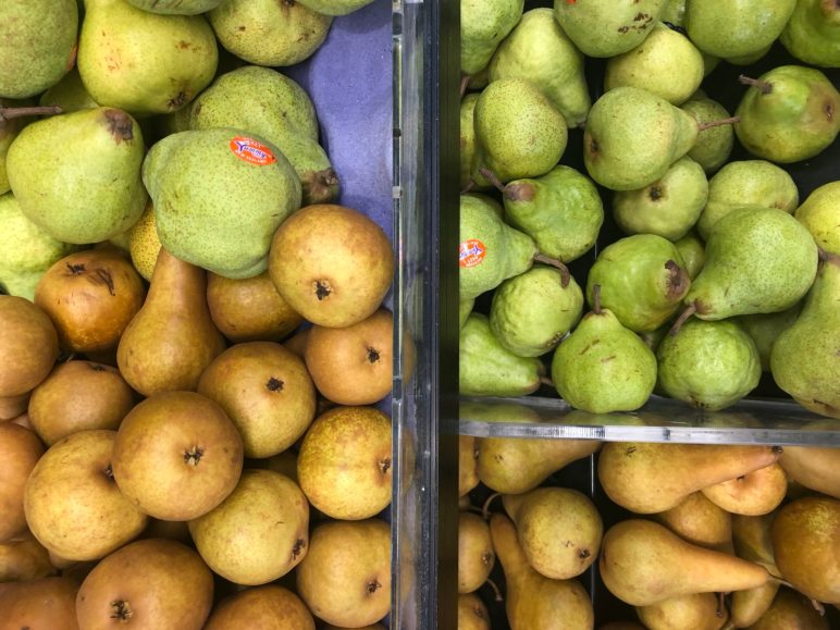 New Zealand varieties of pears