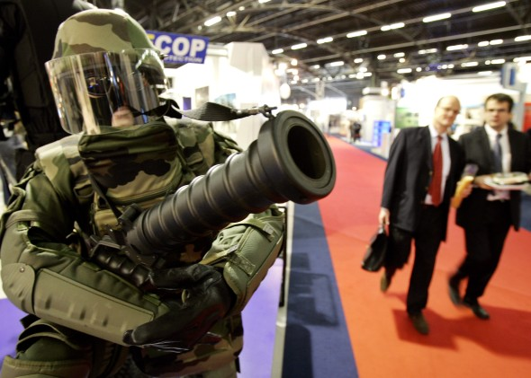 Milipol exhibition, Paris [Related Image]
