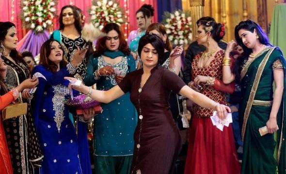 Transgender people in Peshawar Pakistan