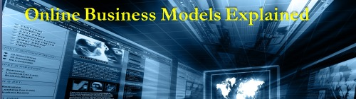 online business models products