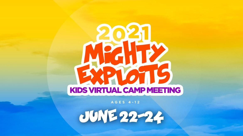 Kids Camp Meeting