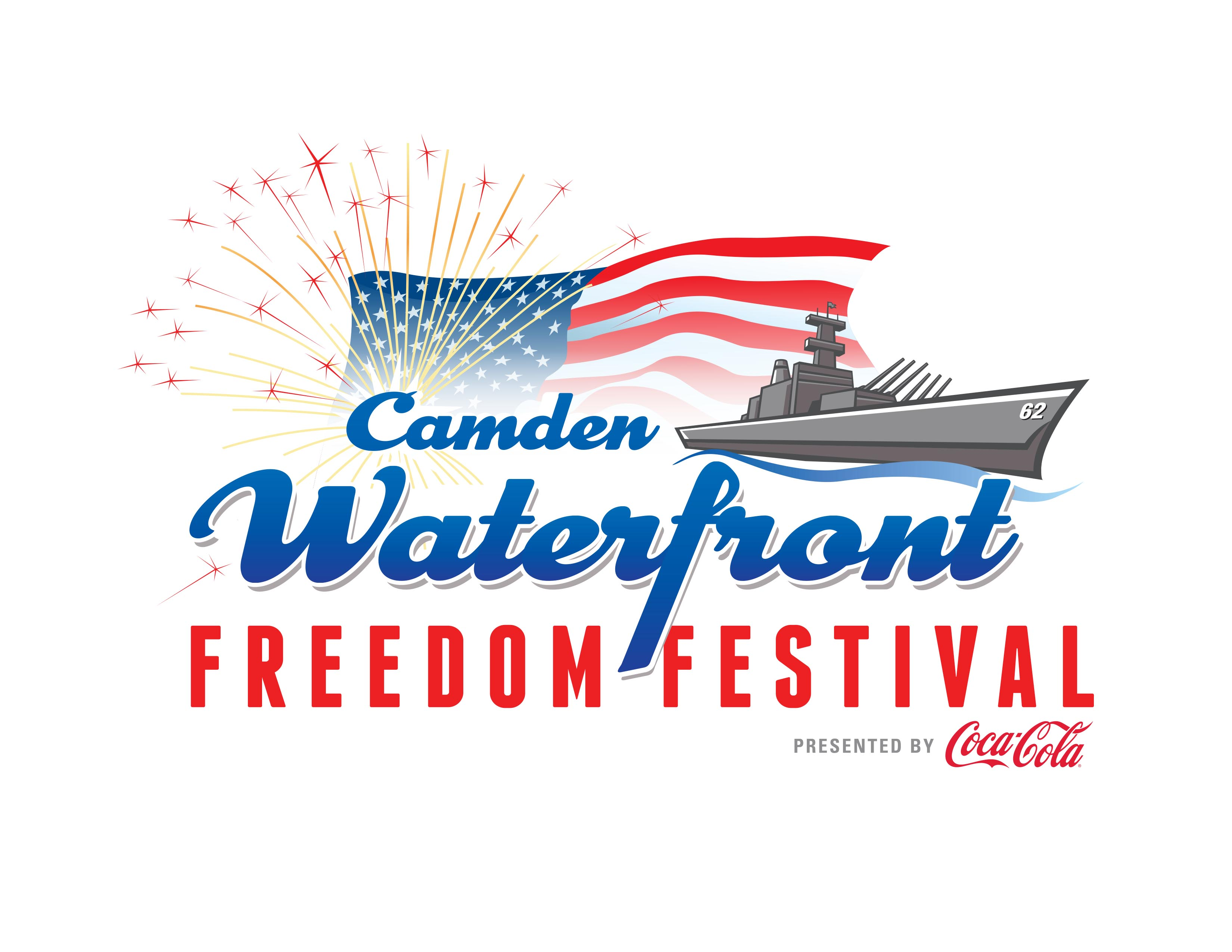 Camden Waterfront To Host Freedom Festival And Adventure