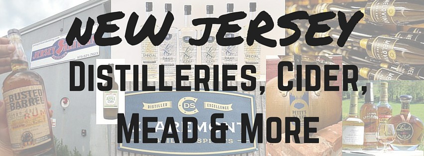 New Jersey Distilleries, Cider and Mead