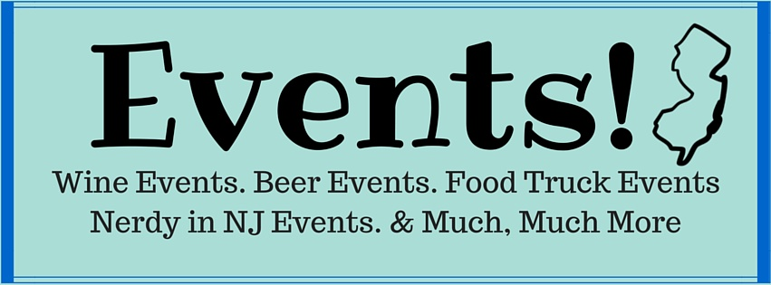 New Jersey Events - Banner