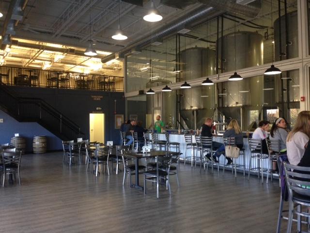 Brewery Review Double Nickel Brewing Co In Pennsauken