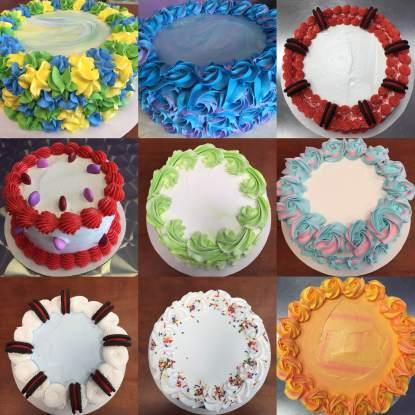 das' creamery - cakes