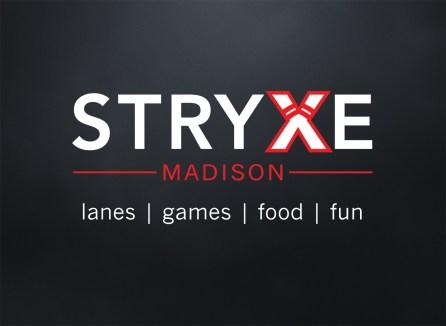 stryxe logo