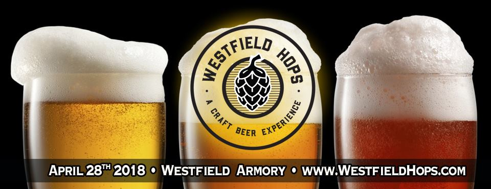 Craft Beer Experience Westfield Hops is Hoppening April 28th