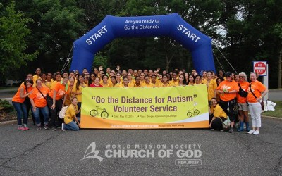 Go the Distance for Autism 2015