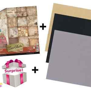 kit papier scrapbooking