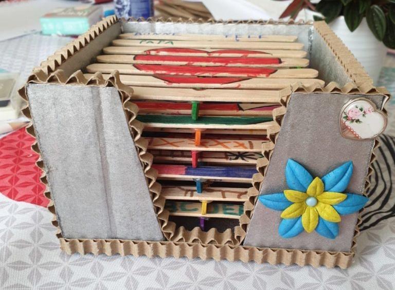 création loisirs créatif fête des pères