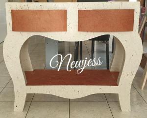 meuble carton- baroque- newjess