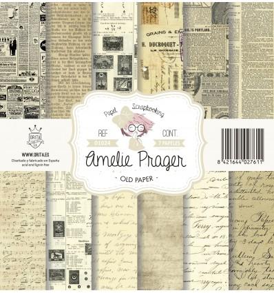 old paper amélie prager