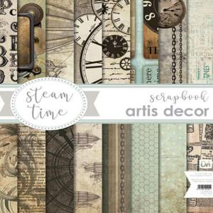 steam time- artis decor-newjess