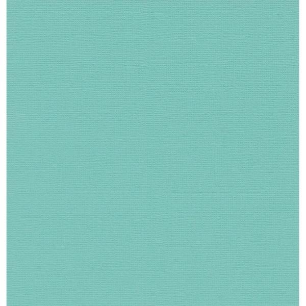 bazzil-bleu turquoise-unis-30-x-30-cm-kési'art